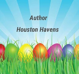 Author #EggcerptExchange Featuring Houston Havens