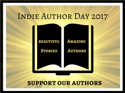 Support an Author on Indie Author Day