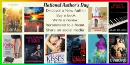 It's National Author's Day