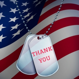 #Veterans, #MilitarySpouse & #ActiveDuty, Thank You For Your Service!